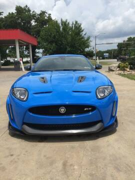 2012 Jaguar XK for sale at T.K. AUTO SALES LLC in Salisbury NC