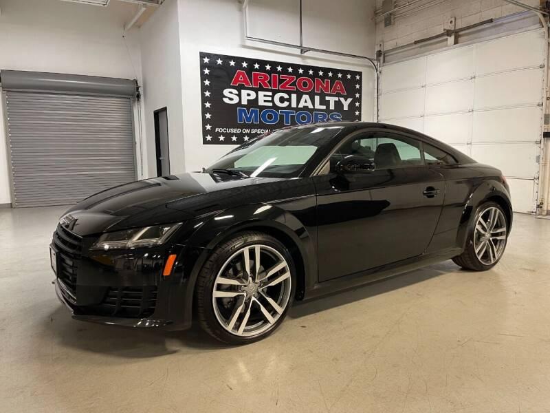 2017 Audi TT for sale at Arizona Specialty Motors in Tempe AZ