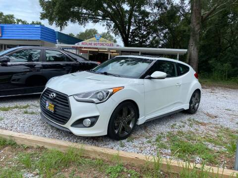 2014 Hyundai Veloster for sale at INTERSTATE AUTO SALES in Pensacola FL