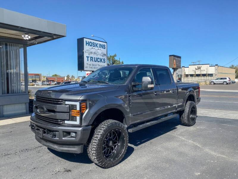 2019 Ford F-250 Super Duty for sale at Hoskins Trucks in Bountiful UT