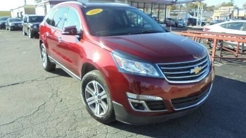2017 Chevrolet Traverse for sale at Absolute Motors 2 in Hammond IN