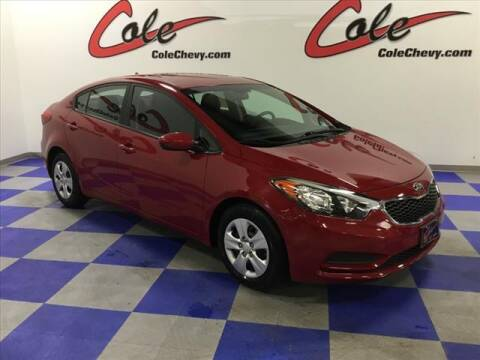 2016 Kia Forte for sale at Cole Chevy Pre-Owned in Bluefield WV