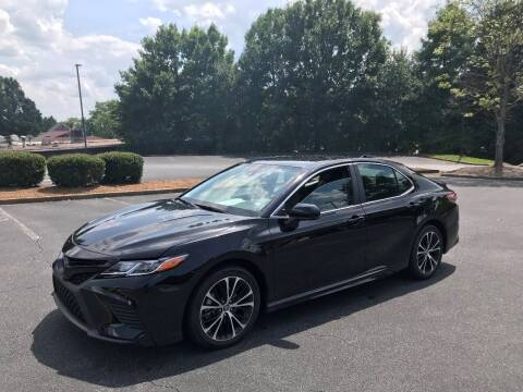 2019 Toyota Camry for sale at SMZ Auto Import in Roswell GA