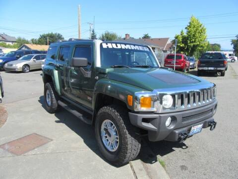 2006 HUMMER H3 for sale at Car Link Auto Sales LLC in Marysville WA