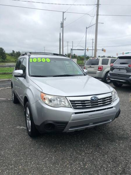 2009 Subaru Forester for sale at Cool Breeze Auto in Breinigsville PA