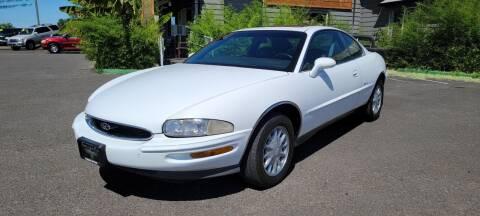 1995 Buick Riviera for sale at Persian Motors in Cornelius OR