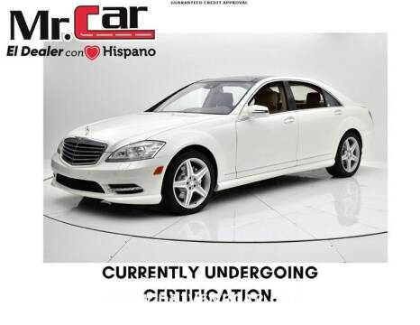 2010 Mercedes-Benz S-Class for sale at Mr. Car LLC in Brentwood MD