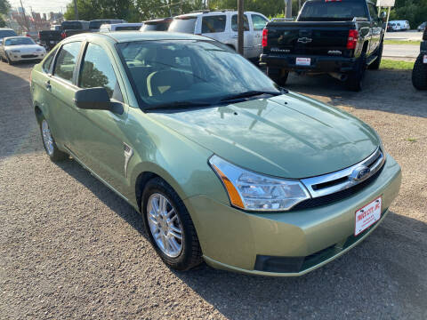 2008 Ford Focus for sale at Truck City Inc in Des Moines IA