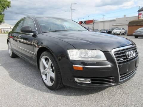 2008 Audi A8 L for sale at Cam Automotive LLC in Lancaster PA