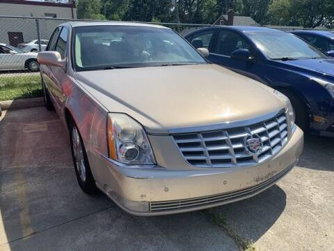 2008 Cadillac DTS for sale at Martell Auto Sales Inc in Warren MI
