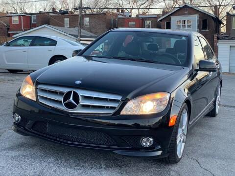 2010 Mercedes-Benz C-Class for sale at IMPORT Motors in Saint Louis MO