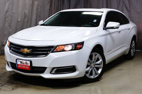 2016 Chevrolet Impala for sale at Fincher's Texas Best Auto & Truck Sales in Houston TX