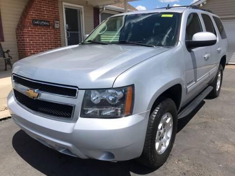 2013 Chevrolet Tahoe for sale at Cooks Motors in Westampton NJ