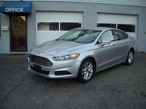 2013 Ford Fusion for sale at Best Wheels Imports in Johnston RI