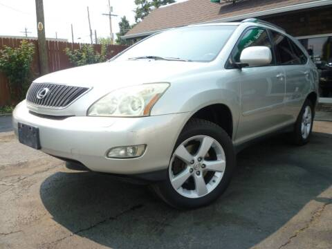 2007 Lexus RX 350 for sale at Sindibad Auto Sale, LLC in Englewood CO