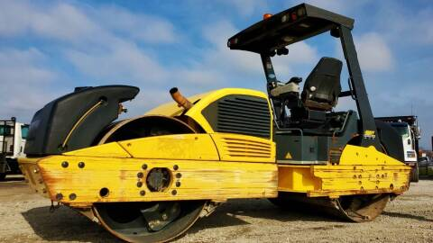 2011 Bomag BW 266 AD for sale at A F SALES & SERVICE in Indianapolis IN