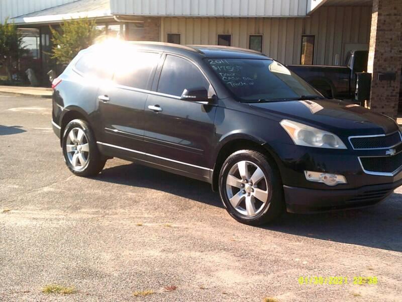 2011 Chevrolet Traverse for sale in Fitzgerald, GA