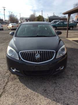2014 Buick Verano for sale at WILLIAMS CAR MART in Gassville AR