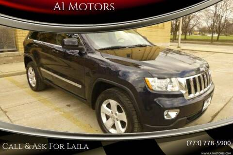 2011 Jeep Grand Cherokee for sale at A1 Motors Inc in Chicago IL