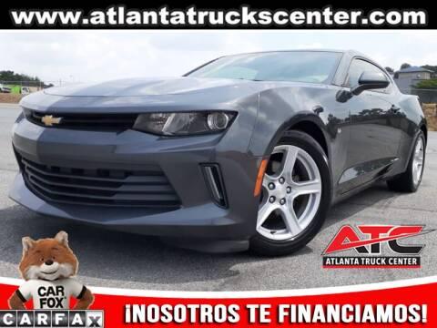 2016 Chevrolet Camaro for sale at ATLANTA TRUCK CENTER LLC in Brookhaven GA