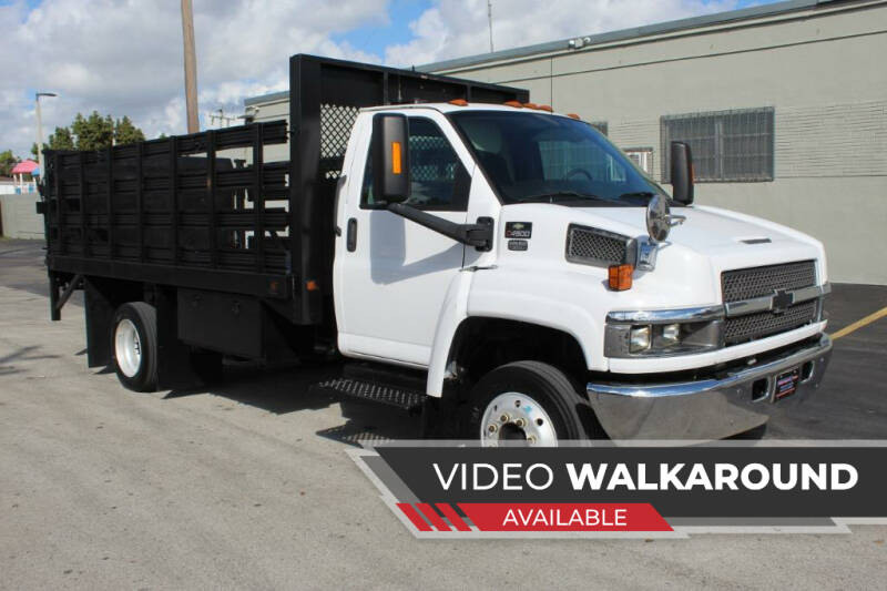 2008 Chevrolet C4500 for sale at Truck and Van Outlet in Miami FL