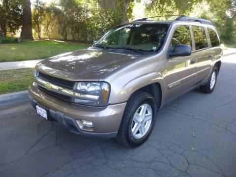 2003 Chevrolet TrailBlazer for sale at Altadena Auto Center in Altadena CA
