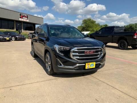 2019 GMC Terrain for sale at KIAN MOTORS INC in Plano TX