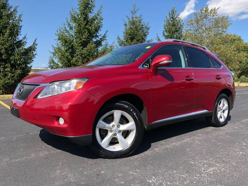 2010 Lexus RX 350 for sale at Car Stars in Elmhurst IL