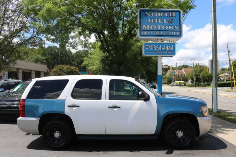 2012 Chevrolet Tahoe for sale at North Hills Motors in Raleigh NC
