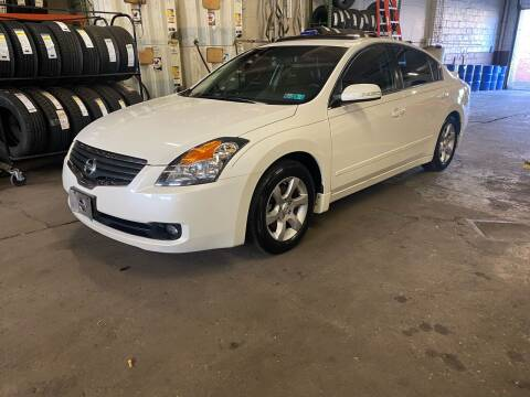 2008 Nissan Altima for sale at MG Auto Sales in Pittsburgh PA