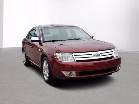 2008 Ford Taurus for sale at Jimmys Car Deals in Livonia MI