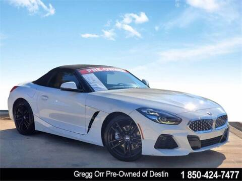 2019 BMW Z4 for sale at Gregg Orr Pre-Owned of Destin in Destin FL