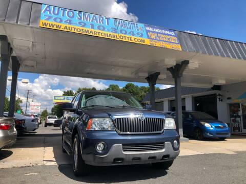 2004 Lincoln Navigator for sale at Auto Smart Charlotte in Charlotte NC