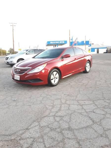 2014 Hyundai Sonata for sale at Autosales Kingdom in Lancaster CA