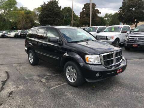 2008 Dodge Durango for sale at WILLIAMS AUTO SALES in Green Bay WI
