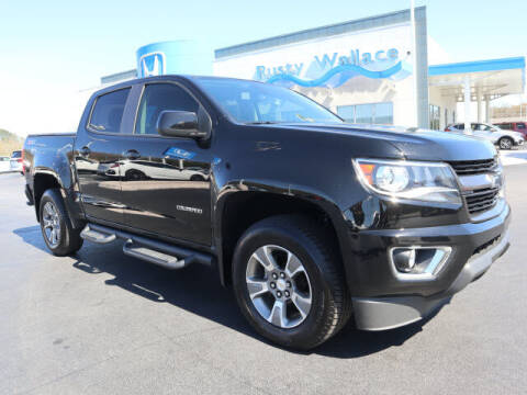 2018 Chevrolet Colorado for sale at RUSTY WALLACE HONDA in Knoxville TN