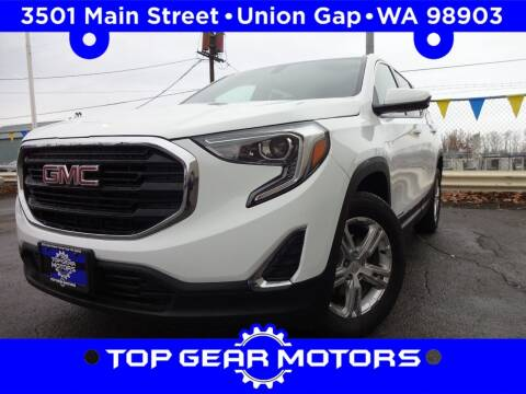 2018 GMC Terrain for sale at Top Gear Motors in Union Gap WA