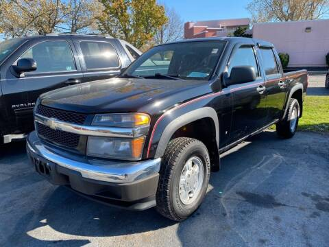 2006 Chevrolet Colorado for sale at Lakeshore Auto Wholesalers in Amherst OH