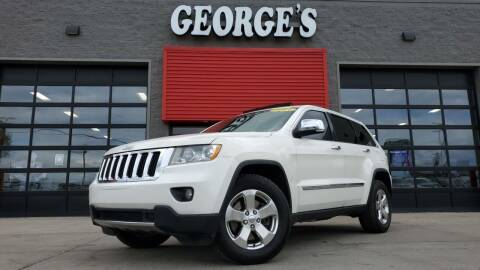 2011 Jeep Grand Cherokee for sale at George's Used Cars - Pennsylvania & Allen in Brownstown MI