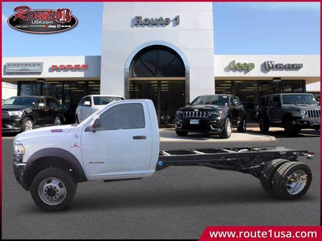 2019 RAM Ram Chassis 5500 for sale in Lawrenceville, NJ