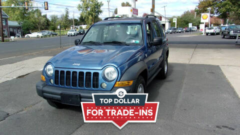 2006 Jeep Liberty for sale at FERINO BROS AUTO SALES in Wrightstown PA