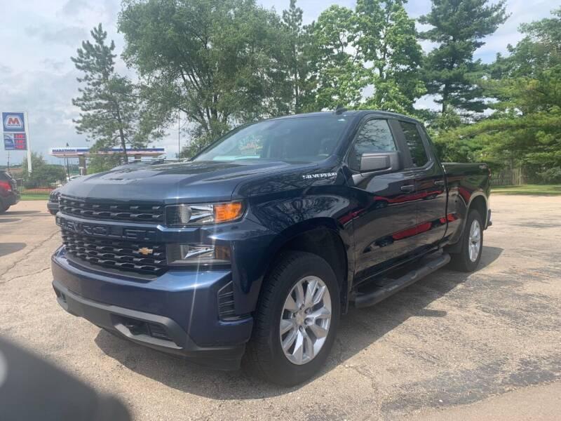 2020 Chevrolet Silverado 1500 for sale at Leonard Enterprise Used Cars in Orion Township MI
