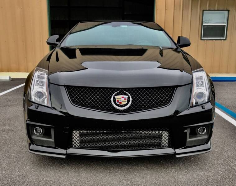 2013 Cadillac CTS-V for sale at Suncoast Sports Cars and Exotics in West Palm Beach FL