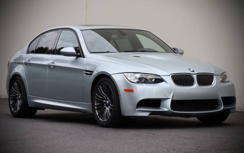2008 BMW M3 for sale at MS Motors in Portland OR