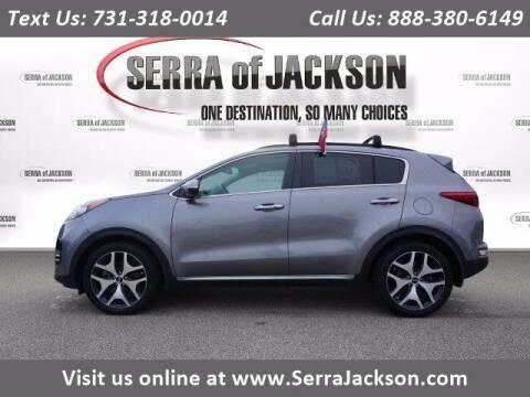 2019 Kia Sportage for sale at Serra Of Jackson in Jackson TN