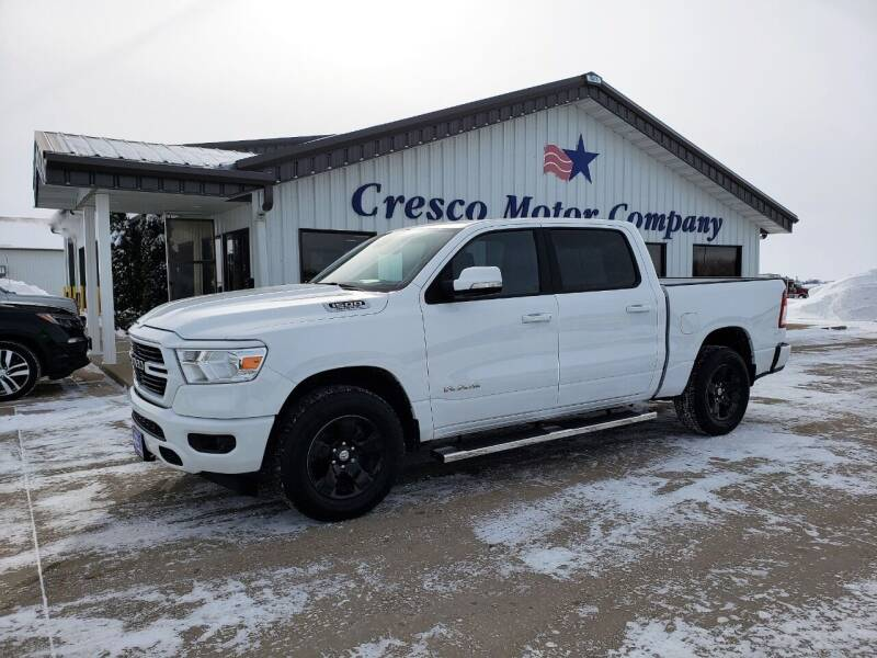 2019 RAM Ram Pickup 1500 for sale at Cresco Motor Company in Cresco IA