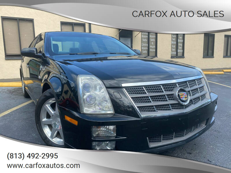2011 Cadillac STS for sale at Carfox Auto Sales in Tampa FL