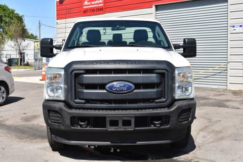 2013 Ford F-250 Super Duty for sale at Mix Autos in Orlando FL