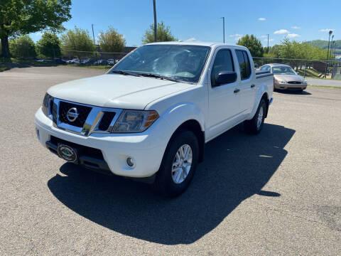 2017 Nissan Frontier for sale at Steve Johnson Auto World in West Jefferson NC