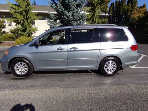 2009 Honda Odyssey for sale at Signature Auto Sales in Bremerton WA